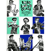 Easy Jazzy Duets for Two Flutes: UE16587