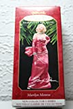 1 X Hallmark Keepsake Ornament Marilyn Monroe 1st New Collector's Series 1997