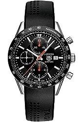 TAG Heuer Men's CV2014.FT6007 Carrera Automatic Chronograph Legend Watch