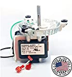 Harman Combustion Exhaust Fan Motor for Pellet Stoves #3-21-08639 - Free Shipping!