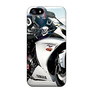 Awesome Case Cover/iphone 5/5s Defender Case Cover(yamaha Yzf R1)