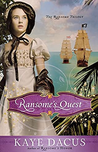 book cover of Ransome\'s Quest