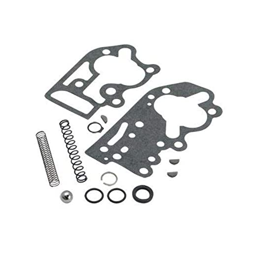 Amazon Com Ss Cycle Hvhp Oil Pump Rebuild Kit For Big Twin 31 6300