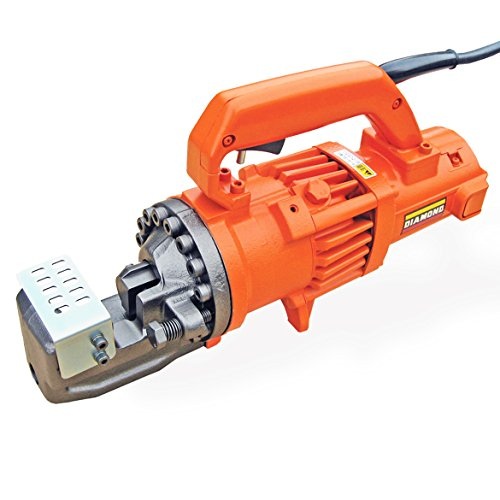 BN Products Portable Rebar Cutter – Electric/Hydraulic, Cuts 3/4in. Rebar, Model Number DC-20WH