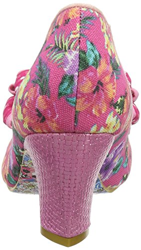 Rosa Pink da Donna Joe Tacco Choice Scarpe Ban Floral Irregular W con A8aTn
