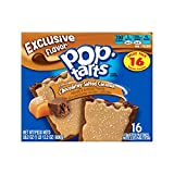 Pop Tarts EXCLUSIVE FLAVOR - Frosted Chocolatey Salted Caramel Toaster Pastries
