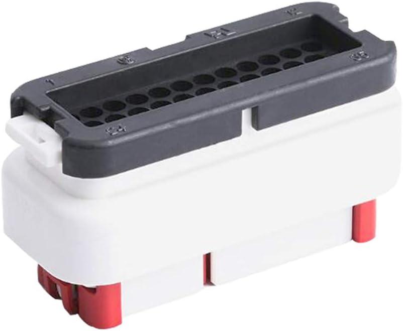 CNLW 1 Set ECU Plug 35 Pin Car Waterproof Connector Wiring Harness Jacket 776164-1