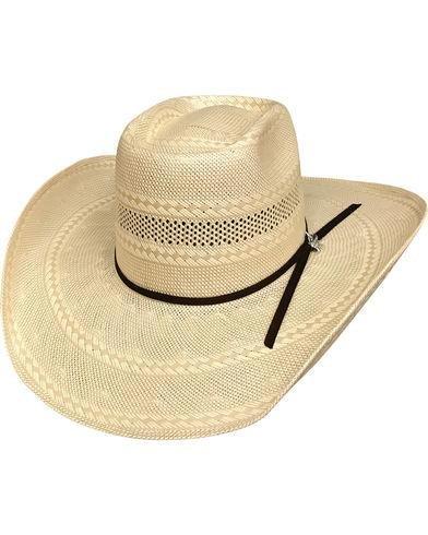 MonteCarlo Hat Co PBR Gleason 100X Straw Hat from MonteCarlo Hat Co