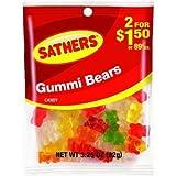 Gummi Bears Candy