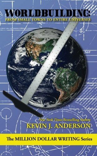 book cover of Worldbuilding