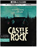 Castle Rock: The Complete First Season (4K Ultra HD/Blu-ray/Digital Copy)