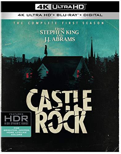 Castle Rock: The Complete First Season (4K UHD/Blu-ray)