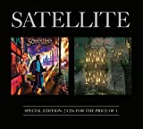 Street Between Sunrise & Sunset/Into the Night by Satellite