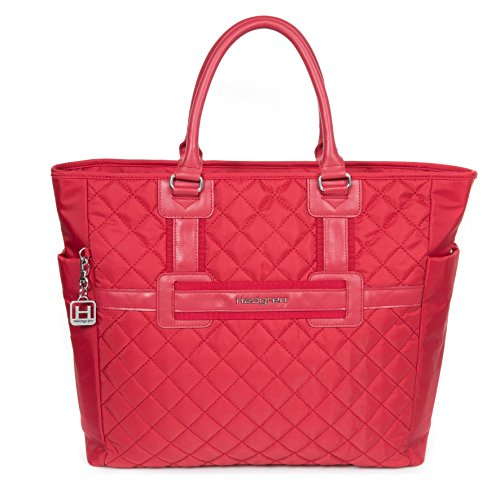 Hedgren Adela Tote Briefcase, New Bull Red, One Size