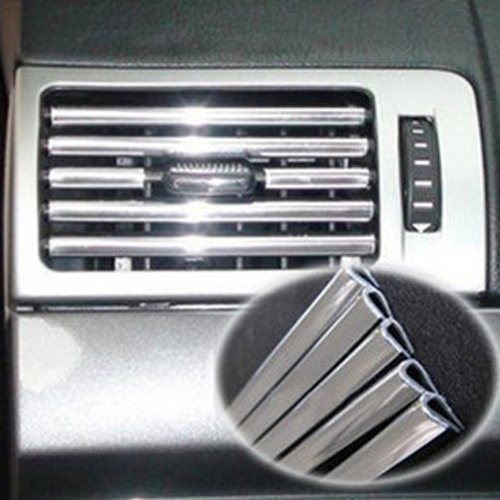 carro car accessories chevrolet cruze toyota 4m silver u style interior trim air conditioner. Black Bedroom Furniture Sets. Home Design Ideas