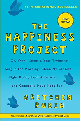 Happiness Project Gretchen Rubin product image