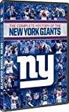 NFL the Complete History of the New York Giants