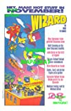 Wizard Comic Guide: Bart & Homer Simpsons. Radioactive Man, Bartman, plus many more: Great Print Ad