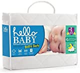 Hello Baby Waterproof Crib Mattress Cover- Quilted Ultra - Best Reviews Guide