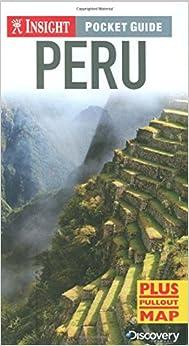 Book Insight Pocket Guide: Peru (Insight Pocket Guides) by Insight (8-Apr-2009)
