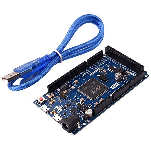 Kuman Sam3x8e Arduino Mega2560 Duemilanove