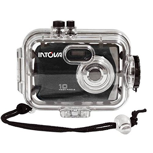 Intova Sport 10K Waterproof Digital Camera [並行輸入品] B01M3QKQXZ