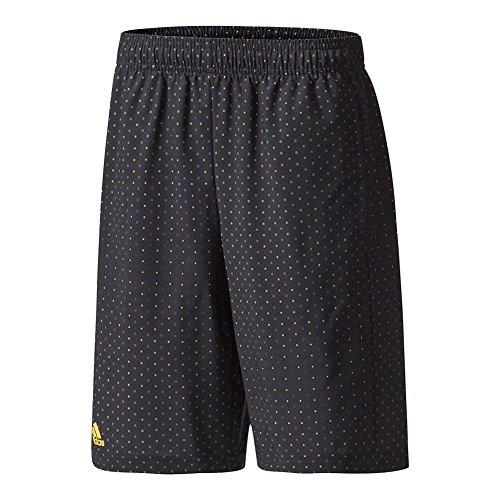adidas Boys Tennis Advantage Bermuda Shorts, Black, (Bermuda Tennis Shorts)