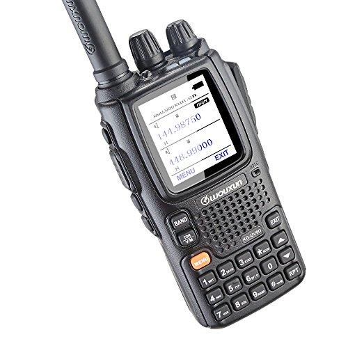 Amazon com: Wouxun KG-UV9DPlus Multi-Band Multi-functional