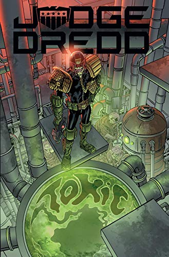 Pdf Graphic Novels Judge Dredd: Toxic!