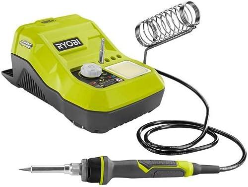 Ryobi 18-Volt ONE Hybrid Soldering Station Tool-Only P3100