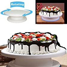 28cm Cake Turntable Decorating