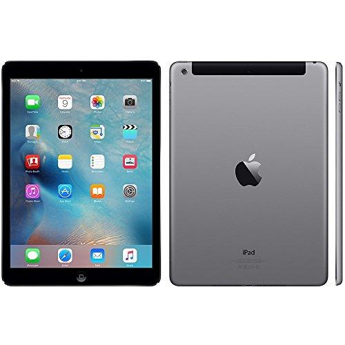 Apple iPad Air 2, 16GB, 4G + Wi-Fi - Space Gray