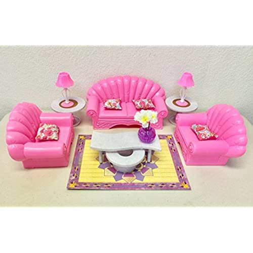 Barbie Dream House Furniture: Amazon.com