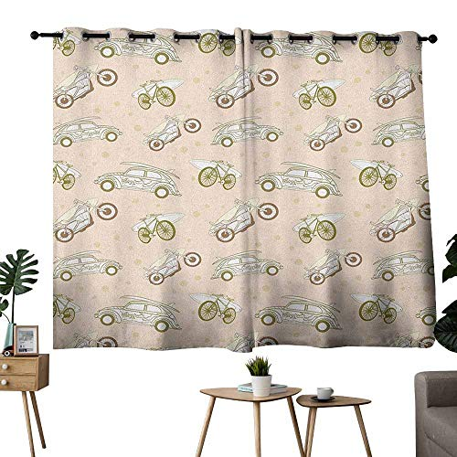 Mannwarehouse Surfboard Windshield Curtain Surfboards Transported On Vehicles Cars Bikes Motorcycles California Set of Two Panels 72