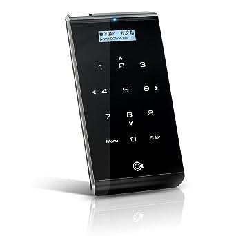 Amazon com: iodd 2541 USB 3 0 External Encrypted Hard Drive