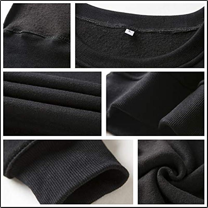 Męski sweter z nadrukiem 3D, długa grafika, bluza Rick i Morty, modny hip-hop, dla mężczyzn i kobiet, czarny, L: Küche & Haushalt