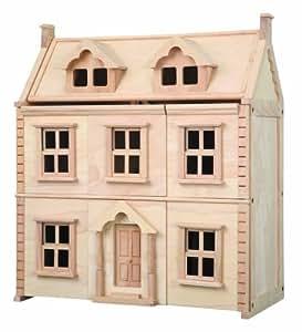 Plantoys 7124 - Casa de muñecas de estilo victoriano