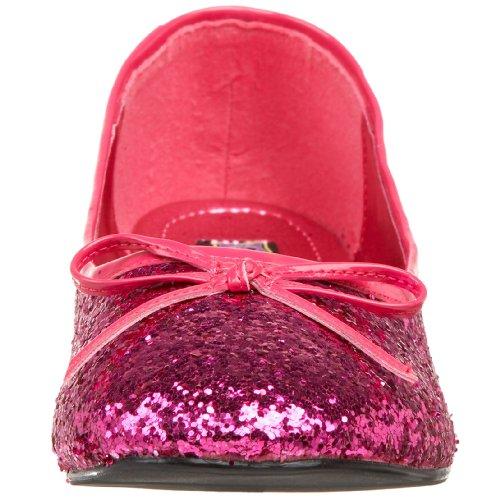 Hot Pink Star Glitter Ballerine Donna Funtasma 16g qwCIzxSxa