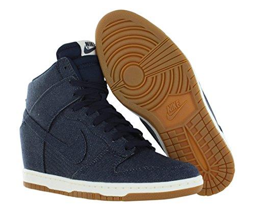 quality design b1e66 24d9e Women s Nike DUNK SKY HI ESSENTIAL Womens Sneakers 644877-400 SZ 7 US