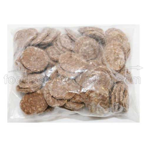 Perdue Farms Fully Cooked Mild Turkey Sausage Patties, 1.2 Ounce -- 134 per case.
