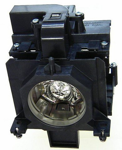 Kosrae Projector Replacement Lamp POA-LMP136 with Original Bulb and Generic Housing for EIKI LC-XL200 EIKI LC-WUL100 EIKI LC-WXL200 EIKI LC-XL200L EIKI LC-WUL100L EIKI LC-WXL200L projector ()