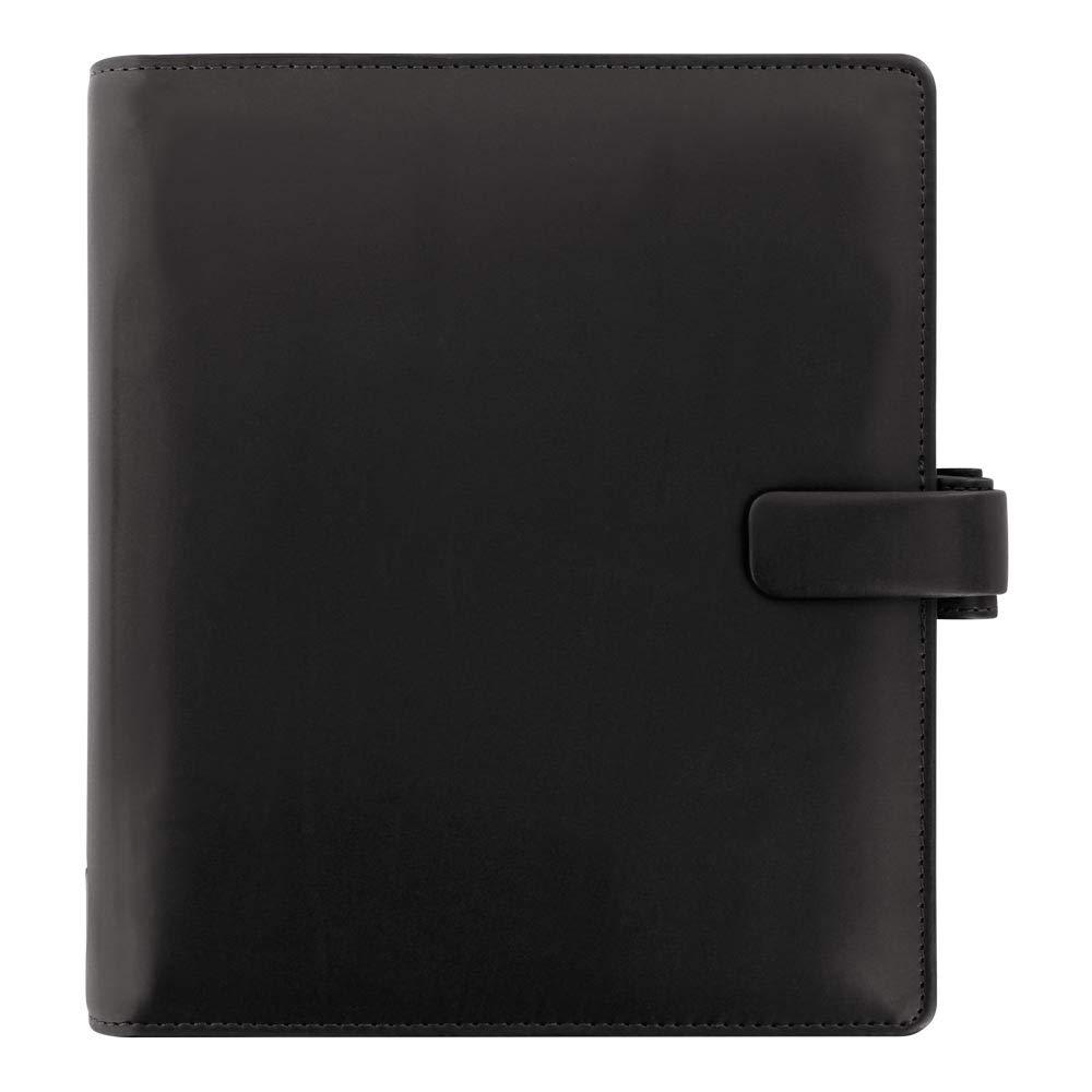 C026968-20 Filofax 2020 Metropol A5 Organizer 8.25 X 5.75 Inches Black
