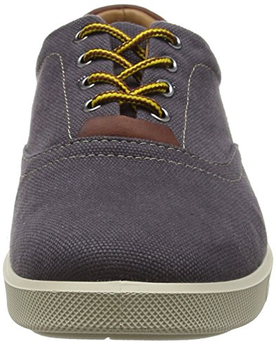 Hotter Herren Rockingham Low-Top Blue (Denim)