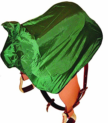 Derby Originals Nylon Western Saddle Cover, Hunter Green ()