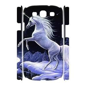 Unicorn CUSTOM 3D Hard Case for Samsung Galaxy S3 I9300 LMc-36444 at LaiMc