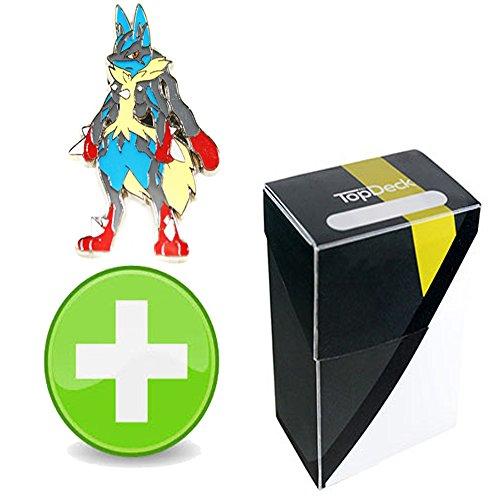 pokemon mega lucario box - 7