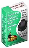 Best Dynamic Cordless Drills - Porta-Pak New Cordless Tool Universal Battery Kit Review