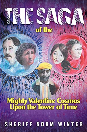 Saga of the Mighty Valentine Cosmos Upon the Tower of Time