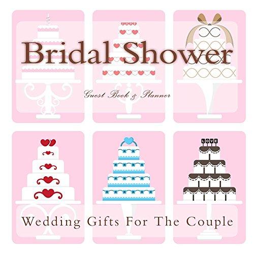 Bridal Shower: Guest Book &