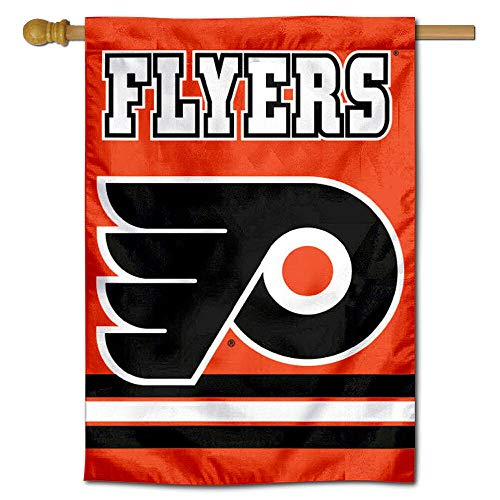 - Wincraft Philadelphia Flyers Two Sided House Flag